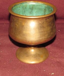 C W Clewell Bronze Vase Signed Arts And Crafts
