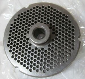 Refurbished Kasco 32 32964 9 64 Hubbed Meat Grinder Plate