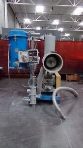 Vac U Max Vacuum Blowing Dust Collection Pkg Pneumatic Conveying
