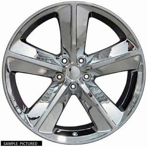 1 New 20 Replacement Wheel Rim For Dodge Challenger Charger Magnum Srt 3815