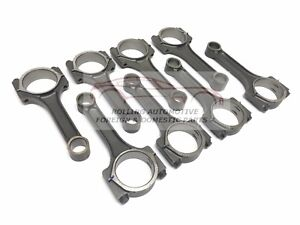 Chevrolet Gm Ls1 Ls6 350 5 7l Connecting Rods Set Of 8 New Oem