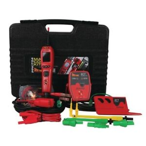Power Probe Ppkit04 4 Master Kit With Ect3000 Component And Circuit Testing Tool