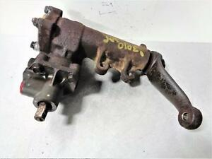 2001 Jeep Grand Cherokee 4 0l 6 Cylinder Engine At 4x4 Steering Gear Box 01 02