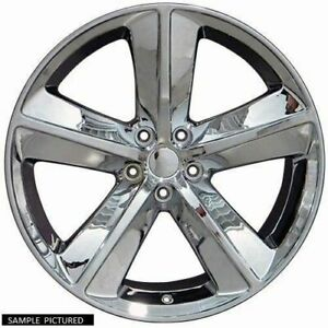 4 New 20 Wheels Rims For Dodge Challenger Charger Magnum Srt 3815