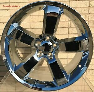 4 New 20 Replacement Wheel Rim For Dodge Challenger Charger Magnum Srt 3816