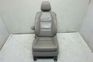 11 12 13 Honda Odyssey Front Driver Left Seat 04815 Tk8 A40za Light Gray Leather