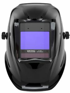 Lincoln K3230 3 Viking Black 2450d digital Variable Shade 5 13 Helmet