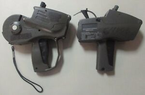 Monarch Paxar Avery Price Label Gun Model 1130 1110 Lot 2 Marking Systems Works