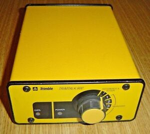Trimble Navigation Trimtalk 900 Reference Rover Repeater P n 23800 30