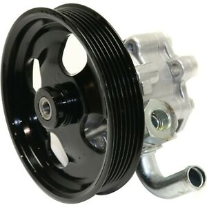 Power Steering Pump With Pulley Fits 2005 2006 Pontiac Gto 6 0l