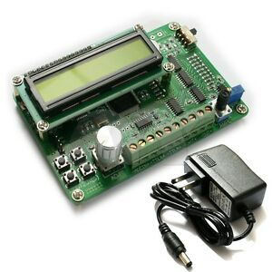 10mhz Dds Function Signal Generator Source Module sine Wave Frequency Counter