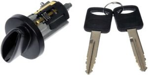 Ignition Lock Cylinder Keys For Ford Mazda Mercury Two Keys