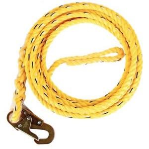 Poly Steel Rope Snaphook Snap Hook Safety Personal Fall Protective Gear Harness