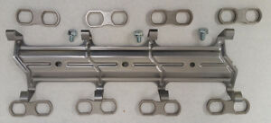 Enginequest Chevy 305 350 Roller Lifter Retainer Plates Guides Set