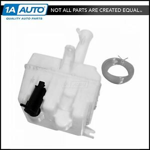 Windshield Washer Reservoir Bottle With Pump For 95 99 Accent