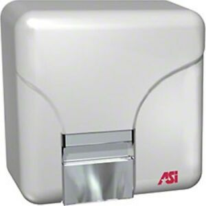Ada Compliant Version Asi 014440 Ultra Air Asi Hand Dryer Classic Grey
