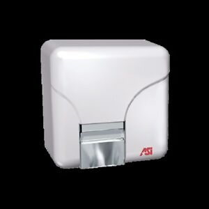 Ada Compliant Version Asi 0144 Ultra Asi Air Hand Dryer Classic White