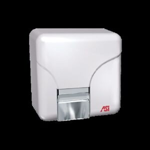 Ada Compliant Version Asi 0141 Ultra Air Asi Hand Dryer Classic White