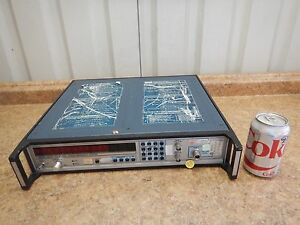 Eip 575 Source Locking Microwave Counter