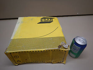 New 27 5 045 Esab Sheild bright 625 Inconel Welding Wire Mig Enicrmo3t1 4 New