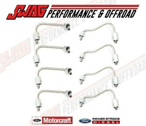 Genuine Motorcraft Injector Line Seal Kit For 11 17 Powerstroke 6 7l All 8