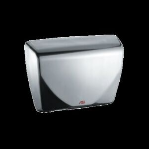 Ada Compliant Version Asi 018493 Surface Air Hand Dryer Stainless Steel