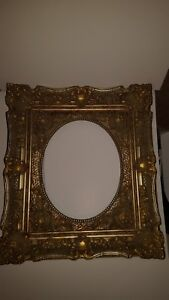 Ornate Oval Beautiful Decorative Victorian Picture Portrait Frame 16x20