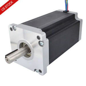 Us Ship Nema 42 Stepper Motor 30nm 4248oz in 8a 4 Wires Cnc Router Robot