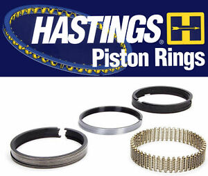 Perfect Circle 50784cp Cast Piston Rings Pontiac 400 Std