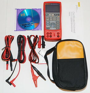 Fluke 725ex Intrinsically Safe Multifunction Process Loop Calibrator New No Box