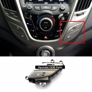 Oem Parts Front Seat Heated Warmer Switch Rh For 2011 Veloster