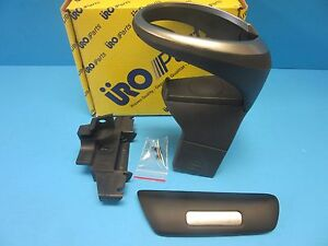 Cup Holder Kit With Trim Base Cover Uro Parts Replace Bmw Oem 51160443082k