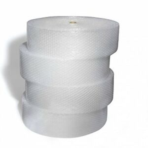 Bubble Wrap ship Save Brand 1 2 X 250 X 12 Large Bubbles Perf 12