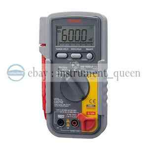 Digital Multimeter High speed Bar Graph Cont Buzzer With Led Sanwa Cd732