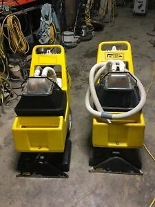 Stinger Commercial Carpet Extractor Tested And Working no shipping