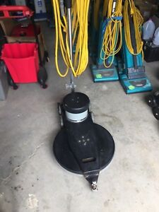 Pacific Furry 2000s Ultra High Speed Buffer burnisher Units Tested