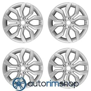 Hyundai Veloster 2012 2015 18 Factory Oem Wheels Rims Set 529102v150