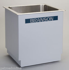 Branson Dha 1000 10 Gallon Industrial Ultrasonic Cleaner Part 000 914 506 New