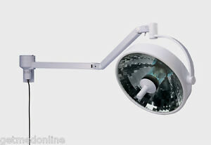 Centurion Excel Minor Surgery Lighting System With Wall Mounting Ch wm