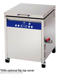 New Elma X tra Extra Basic 1200 Dual Frequency Ultrasonic Cleaner 1030872