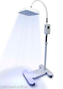 New Bistos Blue Led Phototherapy Equipment On Casters Fda Approved Bt400
