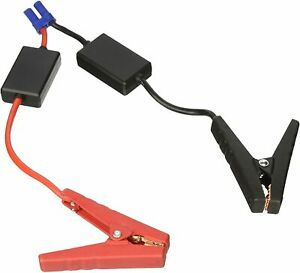 Replacement Jump Box Emergency Battery Booster Power Bank Cable Connector Set