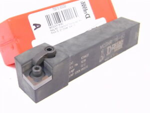 New Dorian Tool usa Carbide Insert Indexable Turning Tool Mcgnr 16 6d Cnm_64_