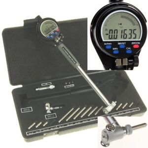 Bore Gage 1 4 6 00005 Digital Electronic Indicator Gauge Hole Engine Cylinder