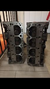 1969 1979 Sbc Chevy Cylinder Heads 3932454