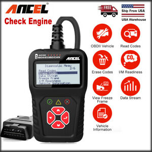 Obd Obd2 Full System Diagnostic Tool Abs Airbag Sas Oil Reset Automotive Scanner