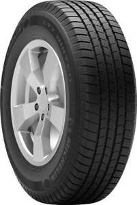 1 New Michelin Ltx Winter Tire Lt245 70r17 e