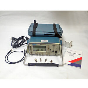 Tektronix 1502c Metallic Tdr Cable Tester W Printer Man Cable And Accessories