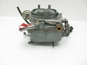 Holley H2 2245 2bbl Carburetor For 75 78 Chrysler Dodge Plymouth Clean Core