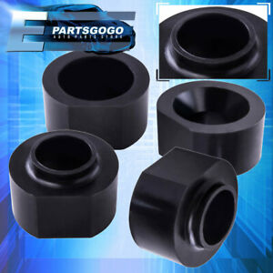 For 93 98 Jeep Grand Cherokee Zj 2 Front Rear Lift Kit Black Spacer 2wd 4wd